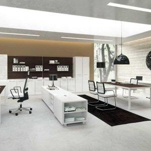 Arredo Ufficio Direzionale - Linea Rym (4)