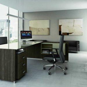 Arredo Ufficio Direzionale - Linea Tower Evo (1)