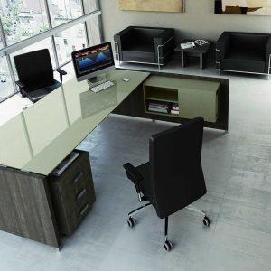 Arredo Ufficio Direzionale - Linea Tower Evo (2)