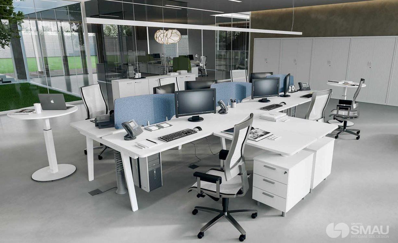 Ufficio operativo e place gruppo smau for Gruppo arredo