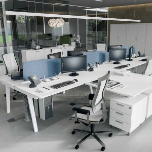 Arredo Ufficio Operativi - Linea E-Place (7)
