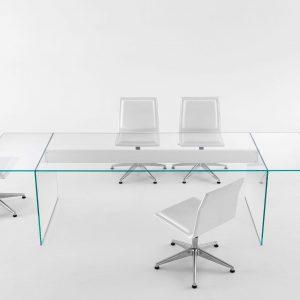 Arredo Ufficio Presidenziale - Linea Glass (10)