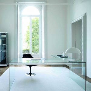Arredo Ufficio Presidenziale - Linea Glass (11)