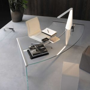 Arredo Ufficio Presidenziale - Linea Glass (13)