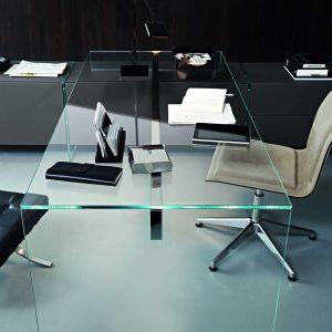 Arredo Ufficio Presidenziale - Linea Glass (2)