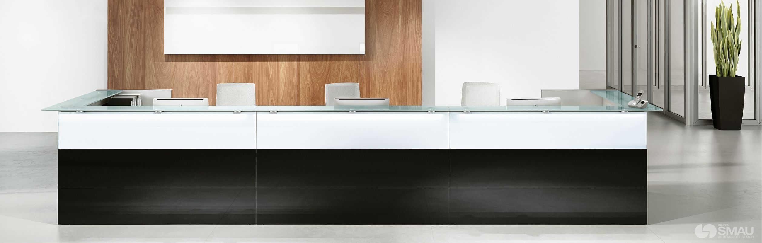 Arredo Ufficio Reception - Linea Nice (1)