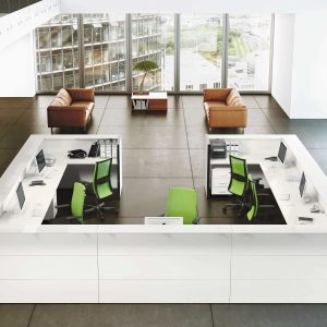 Arredo Ufficio Reception - Linea Nice (5)