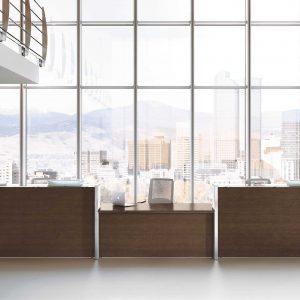 Arredo Ufficio Reception - Linea Nice (6)