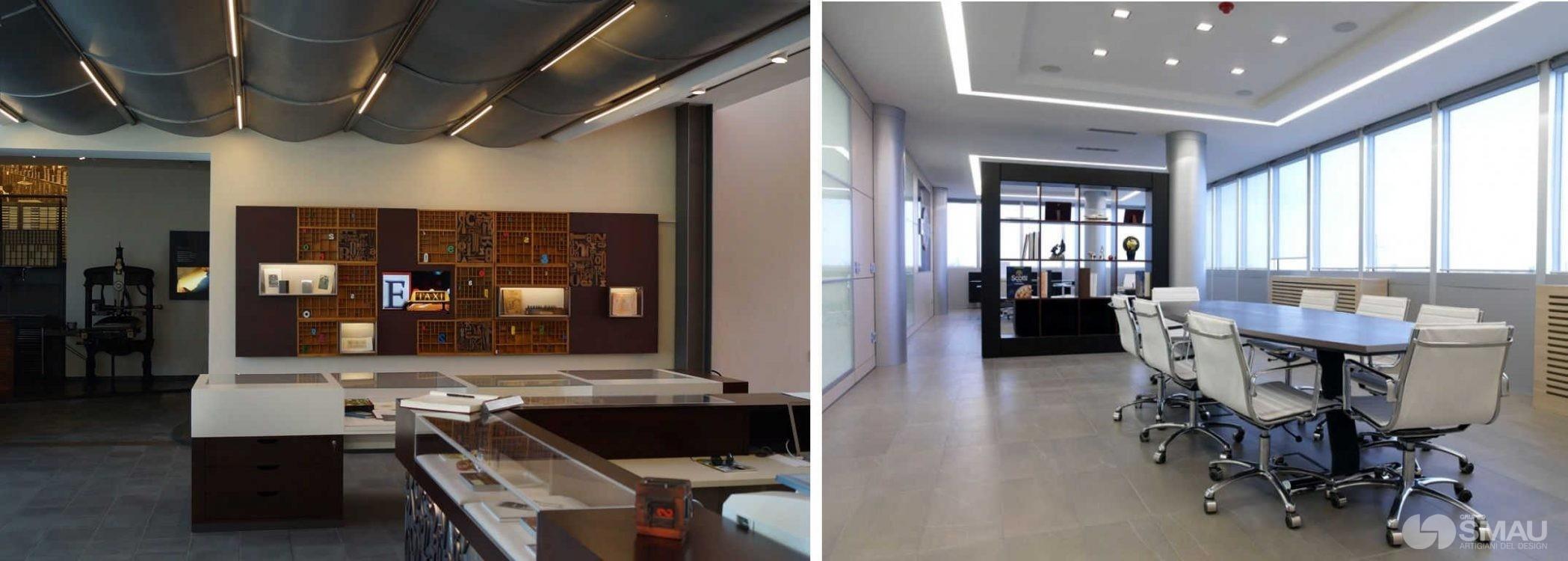 Sistemi Illuminazione Ufficio.Sistemi Di Illuminazione Per Ufficio Gruppo Smau