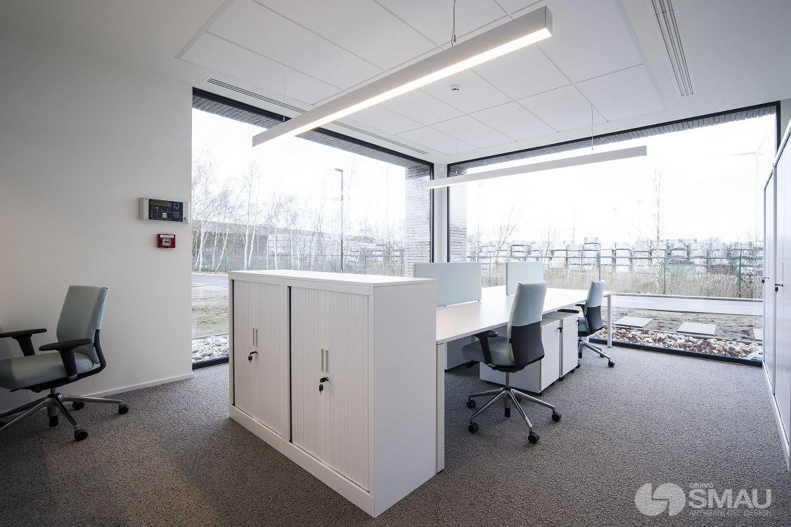 Illuminazione Per Ufficio.Sistemi Di Illuminazione Per Ufficio Gruppo Smau