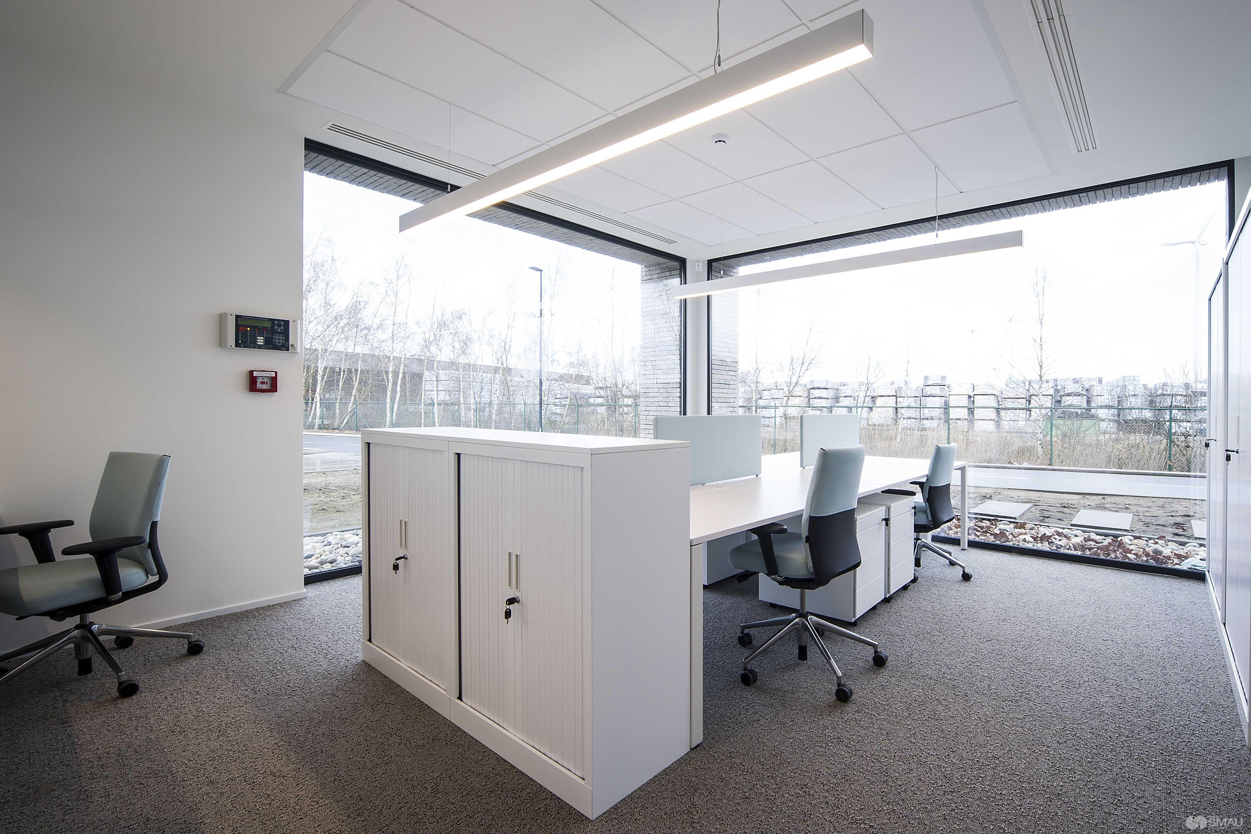 Sistemi di Illuminazione per Ufficio - Gruppo Smau