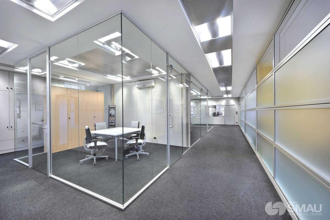 Pareti divisorie in vetro gruppo smau - Immagini di uffici ...