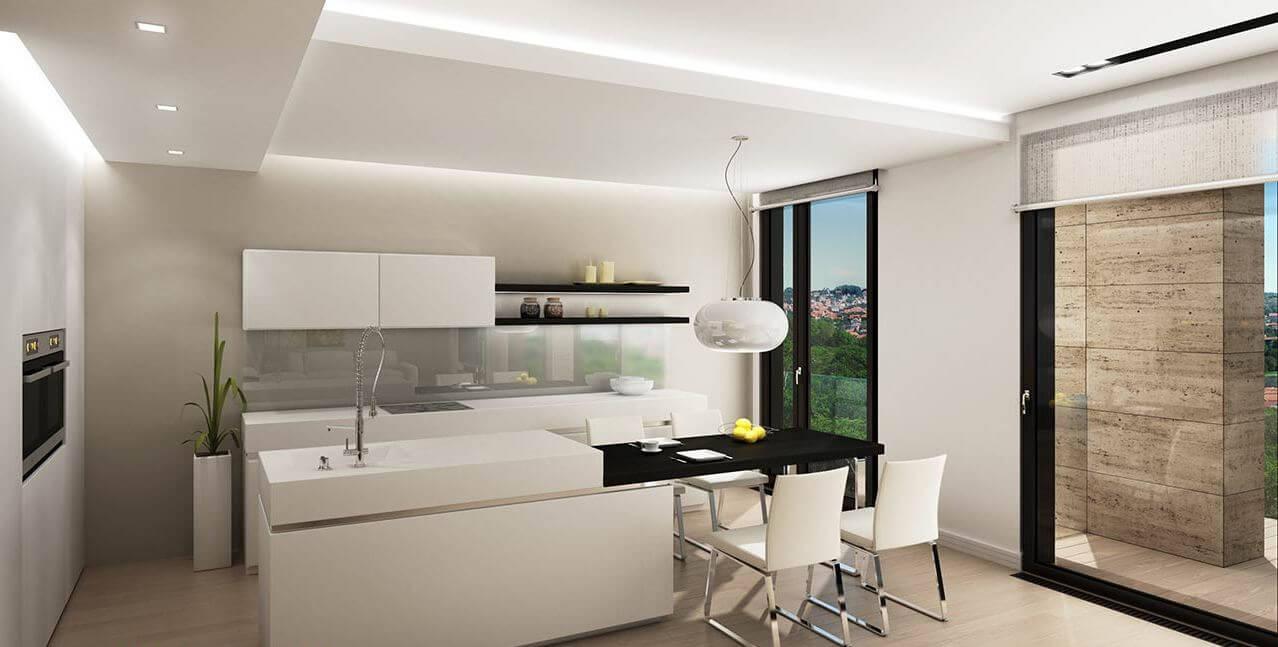 Realizzazione Render Casa Privata Eur (3)