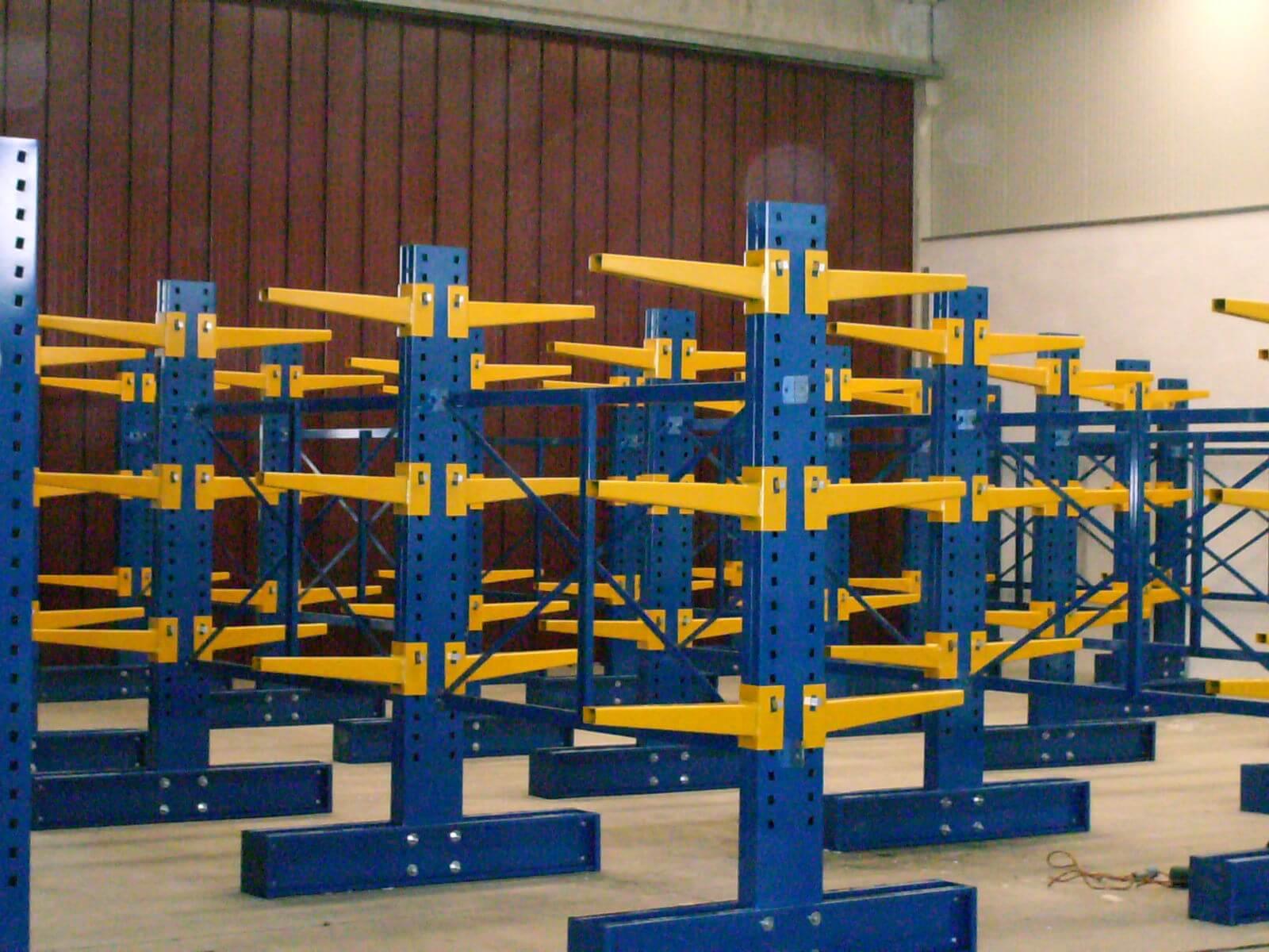 Realizzazione Scaffalatura Centro Alluminio (5)