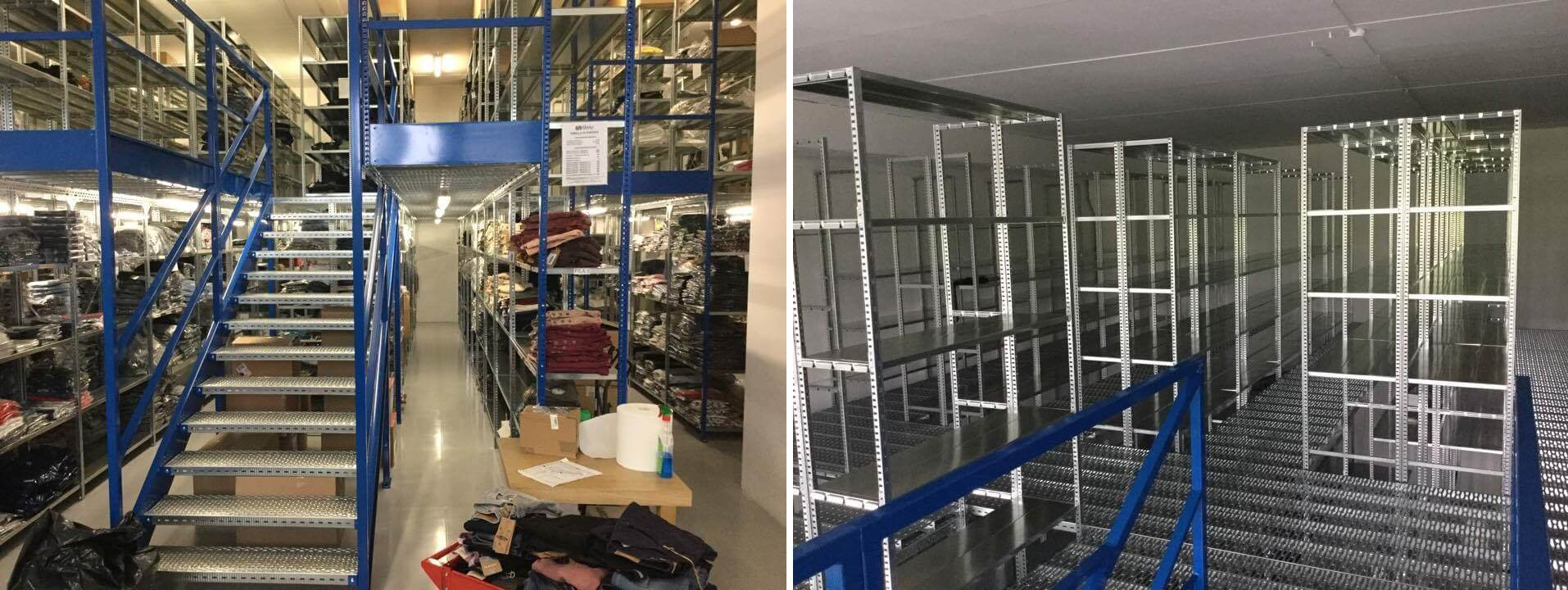 Scaffalatura Goccia Store Guidonia (6)
