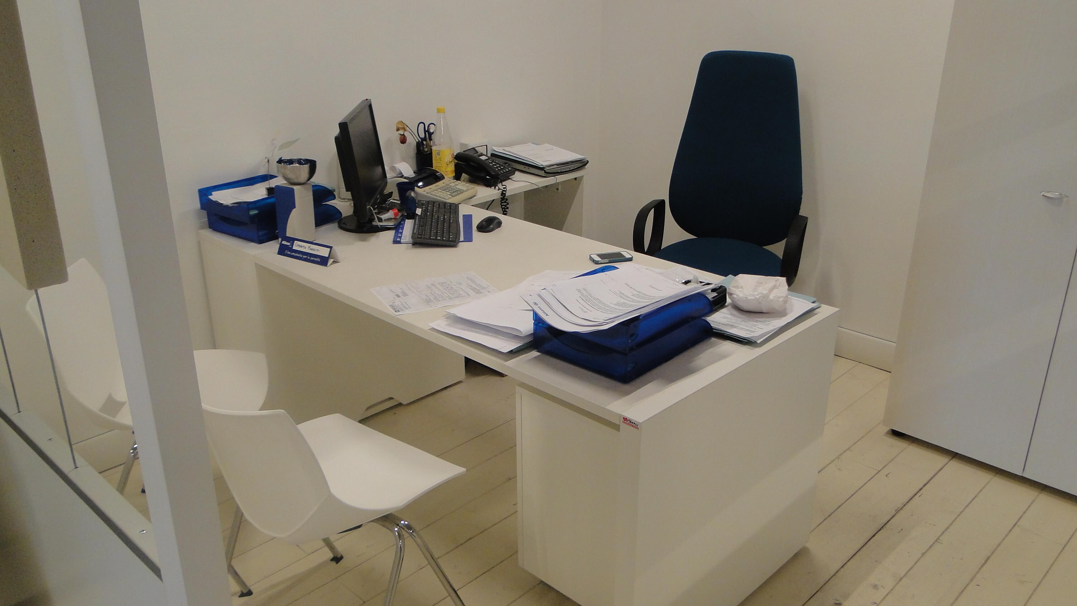 Realizzazione Ufficio Roma – Milano Assicurazioni (11)