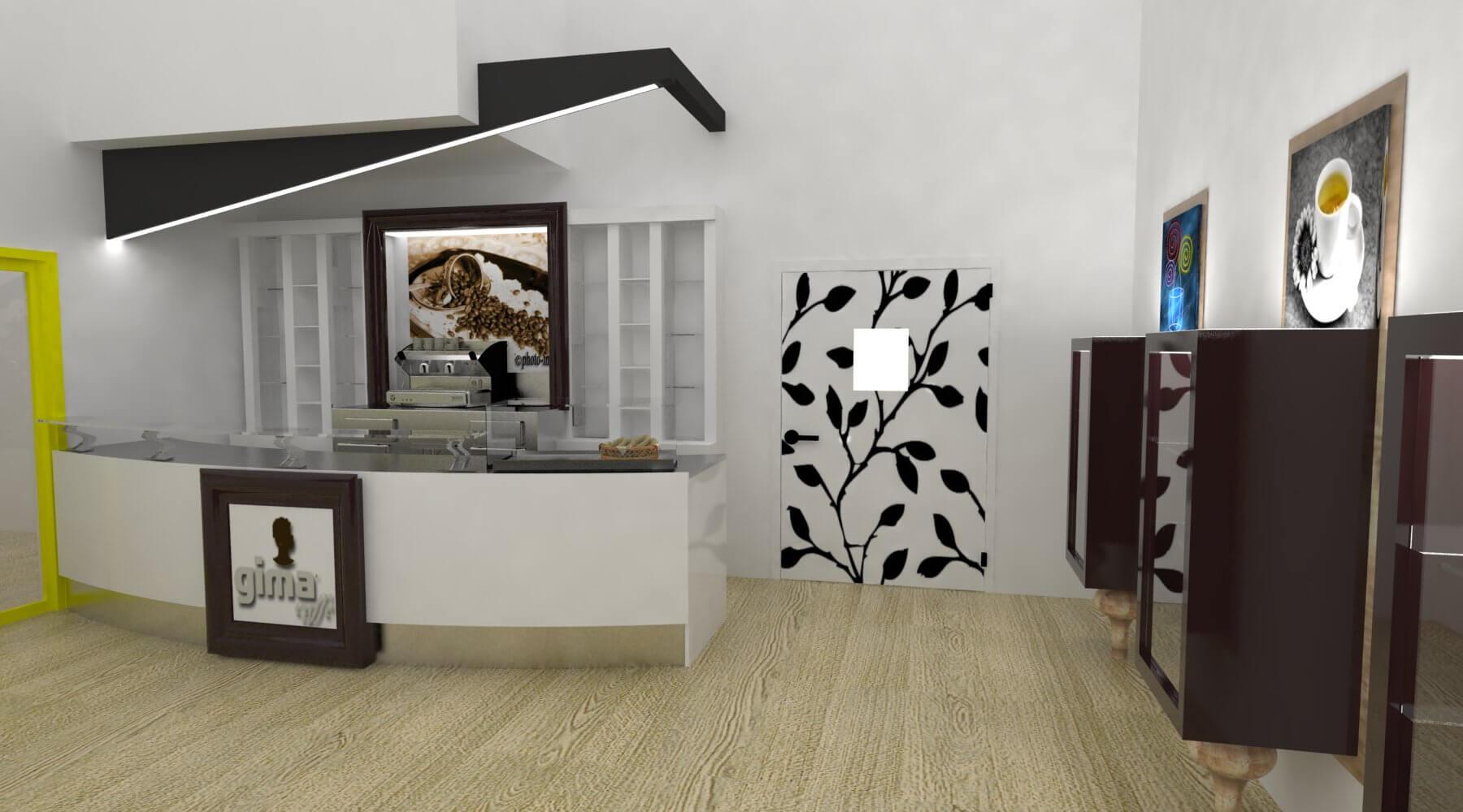 Realizzazione Bar Gima Roma – Gruppo Smau (3)
