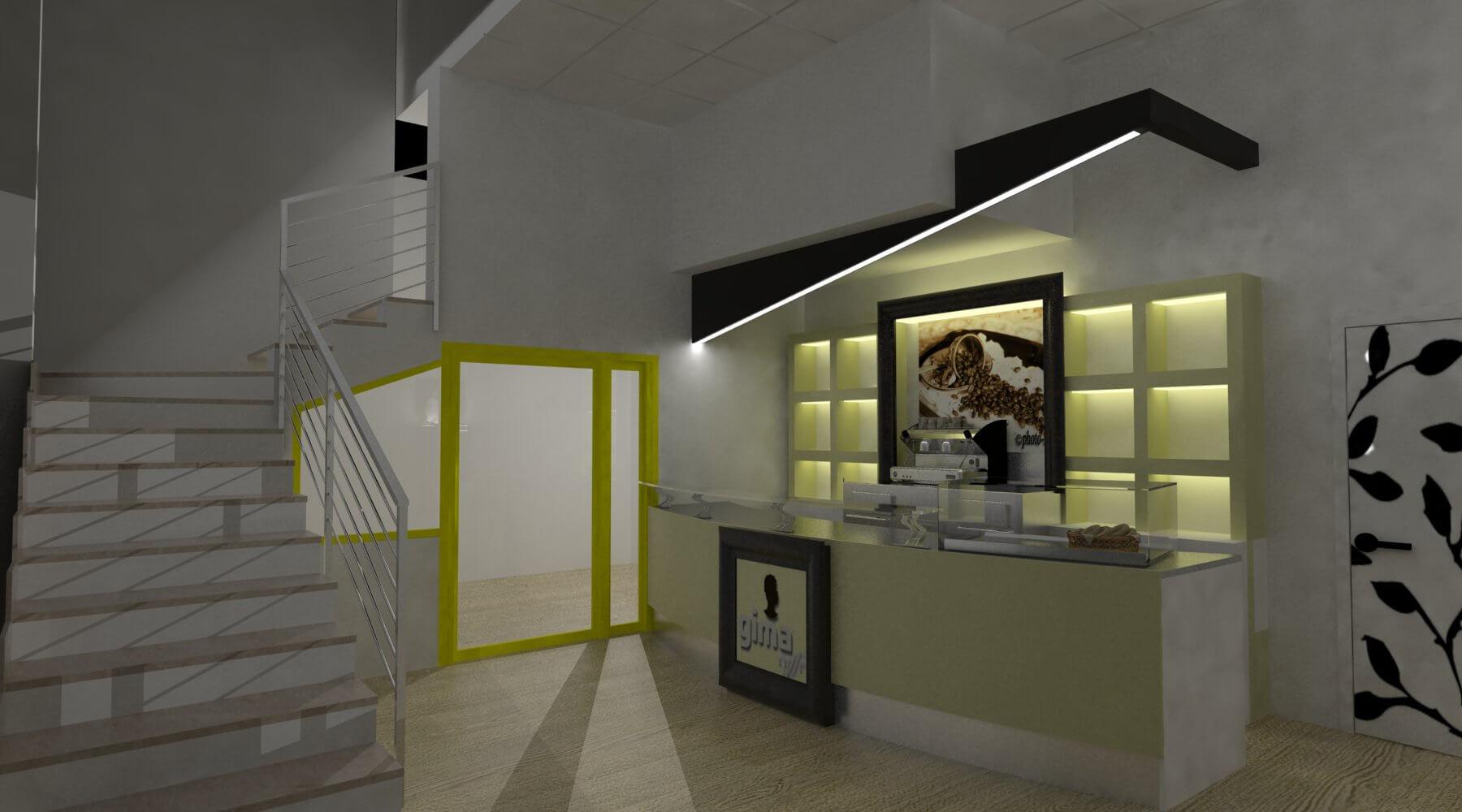 Realizzazione Bar Gima Roma – Gruppo Smau (4)