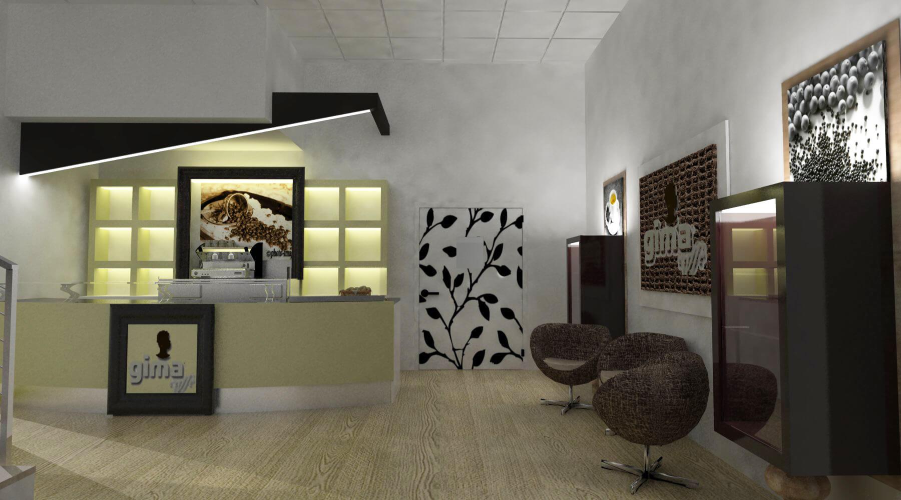Realizzazione Bar Gima Roma – Gruppo Smau (5)