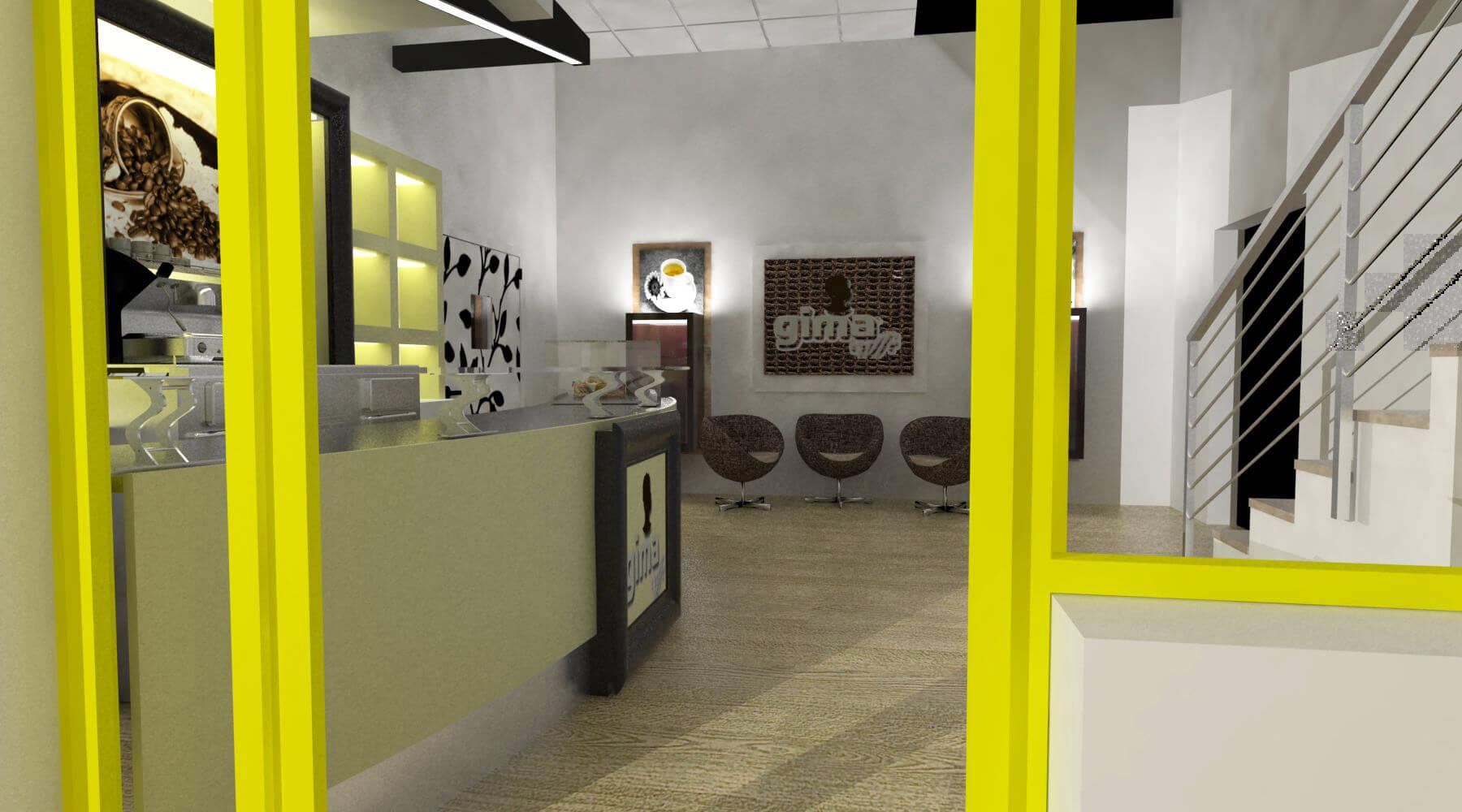Realizzazione Bar Gima Roma – Gruppo Smau (6)