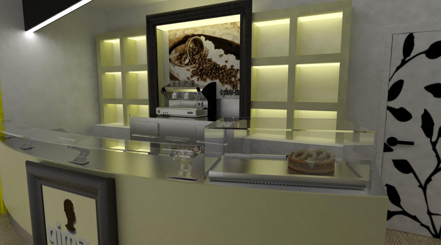 Realizzazione Bar Gima Roma – Gruppo Smau (8)