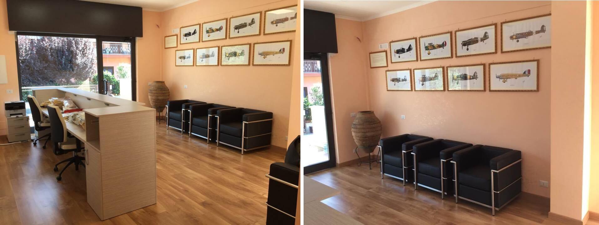 Realizzazione Studio Maccaroni – Roma (1)
