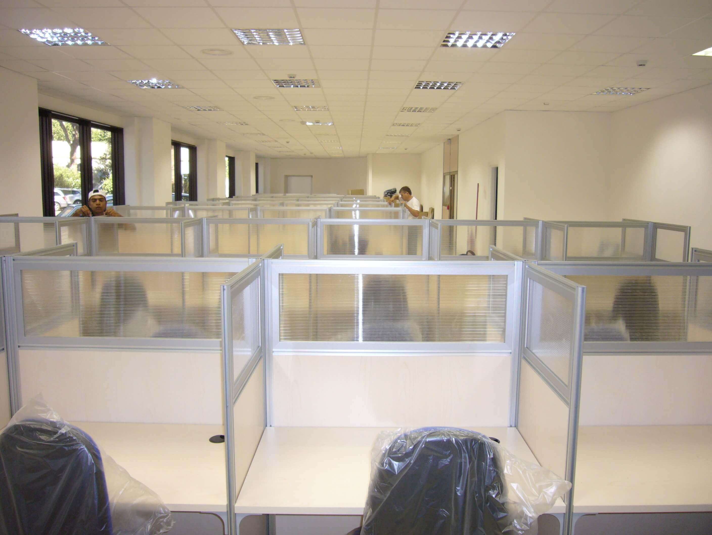 Realizzazione call center – Aci Global Roma (3)