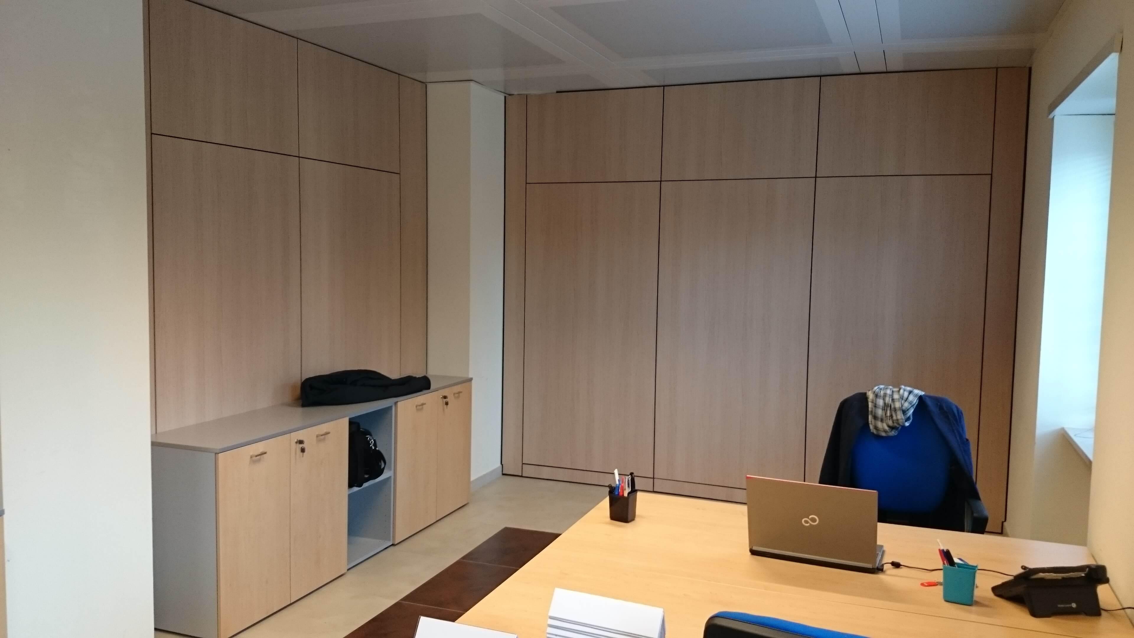 Realizzazione e Arredamento Ufficio – Roma (12)