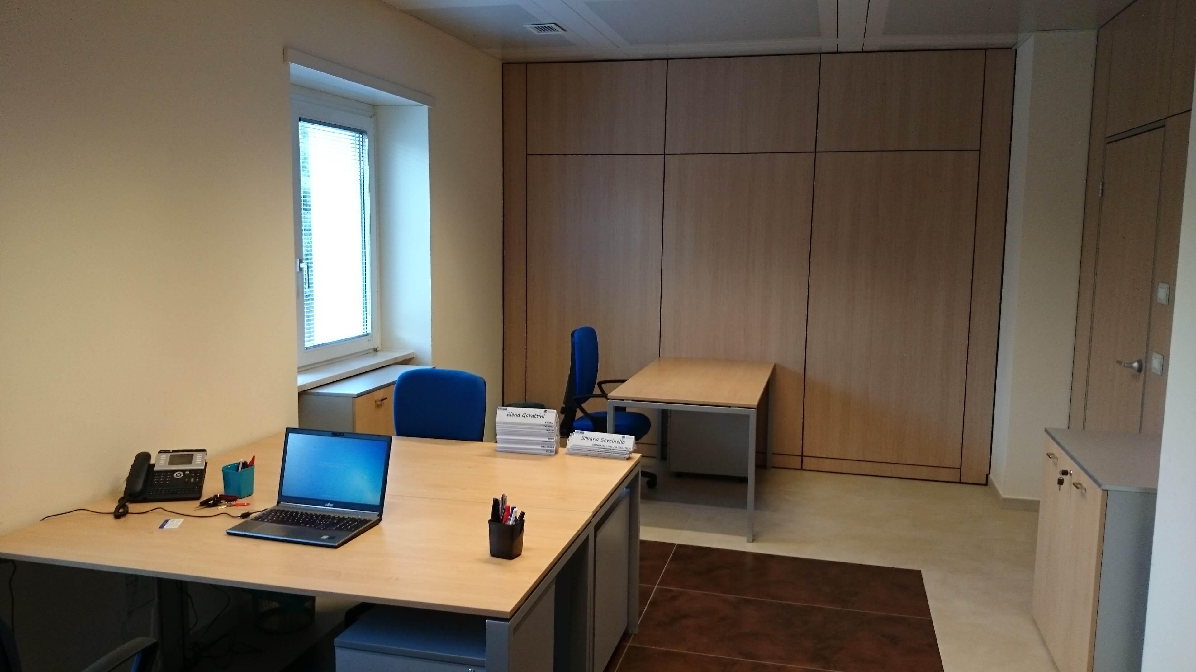Realizzazione e Arredamento Ufficio – Roma (13)