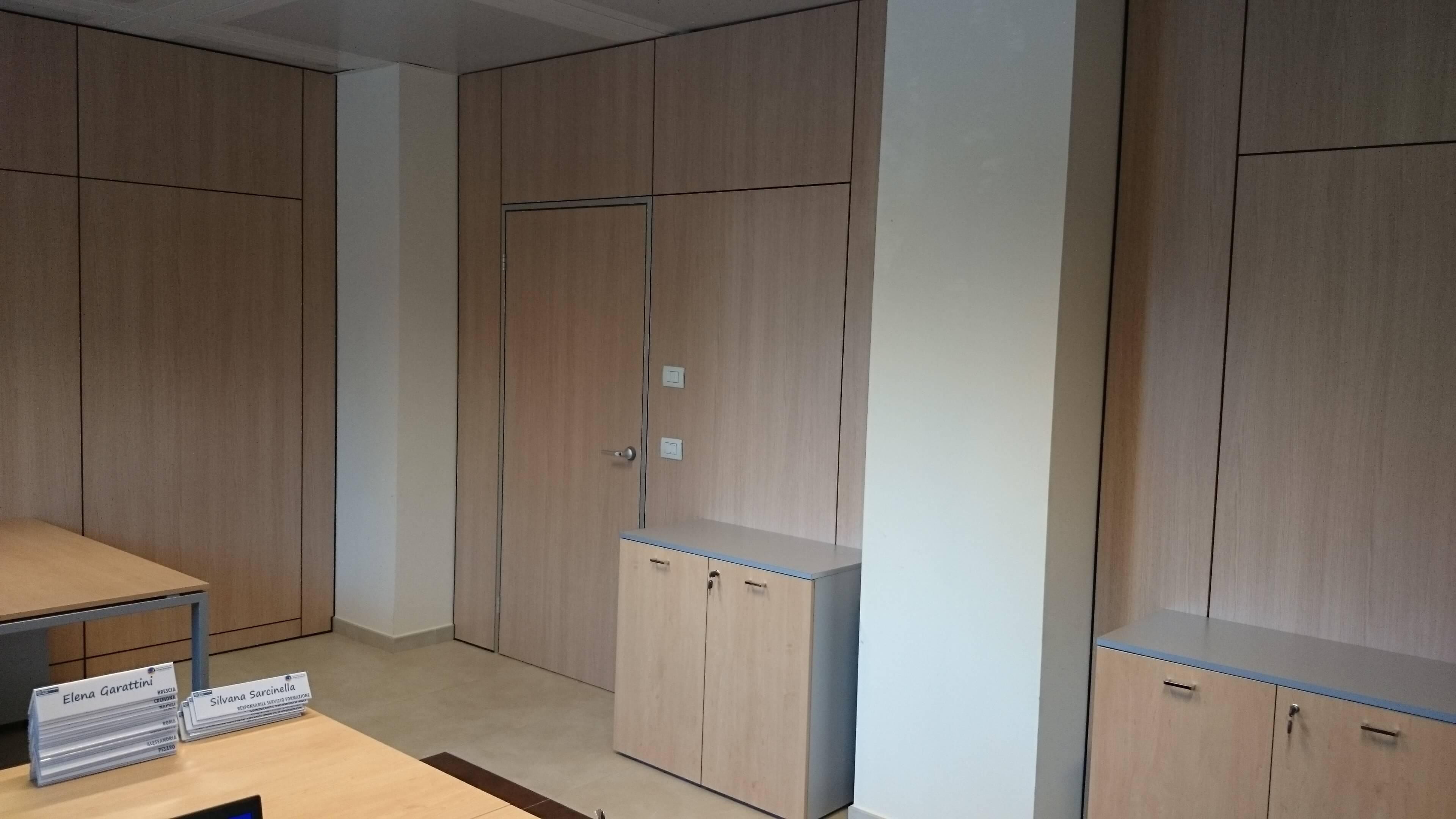 Realizzazione arredamento ufficio - Roma | Gruppo Smau
