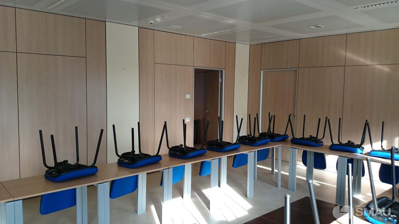 Realizzazione arredamento ufficio roma gruppo smau for Cerco ufficio a roma