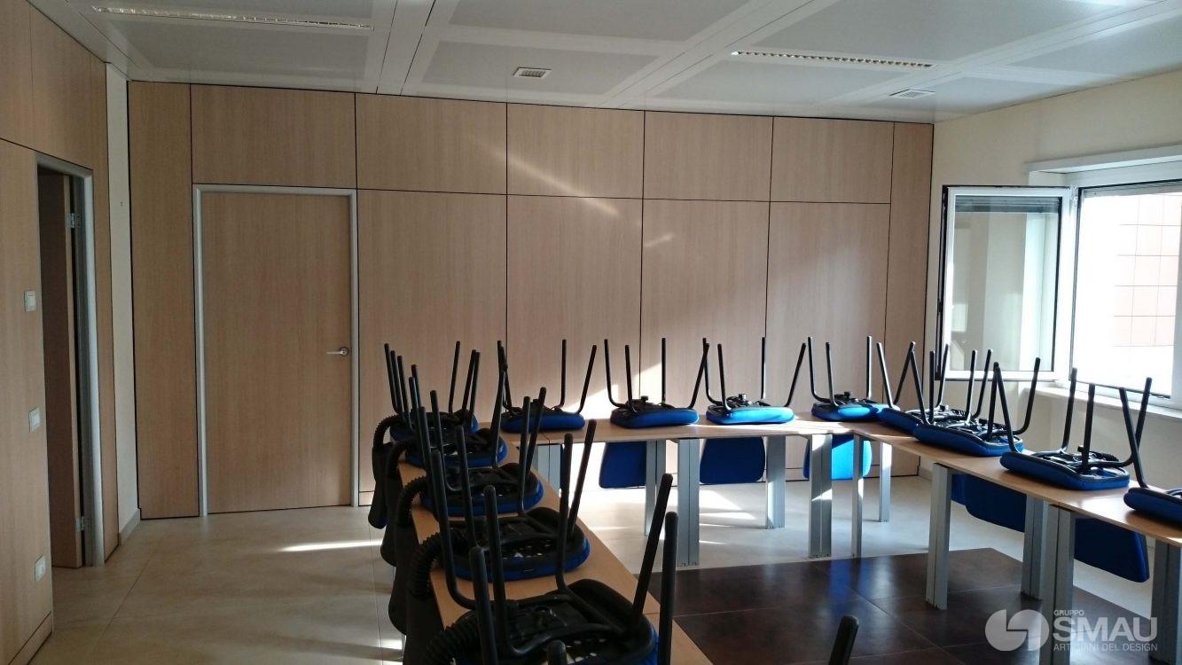 Realizzazione arredamento ufficio roma gruppo smau for Arredamento in roma