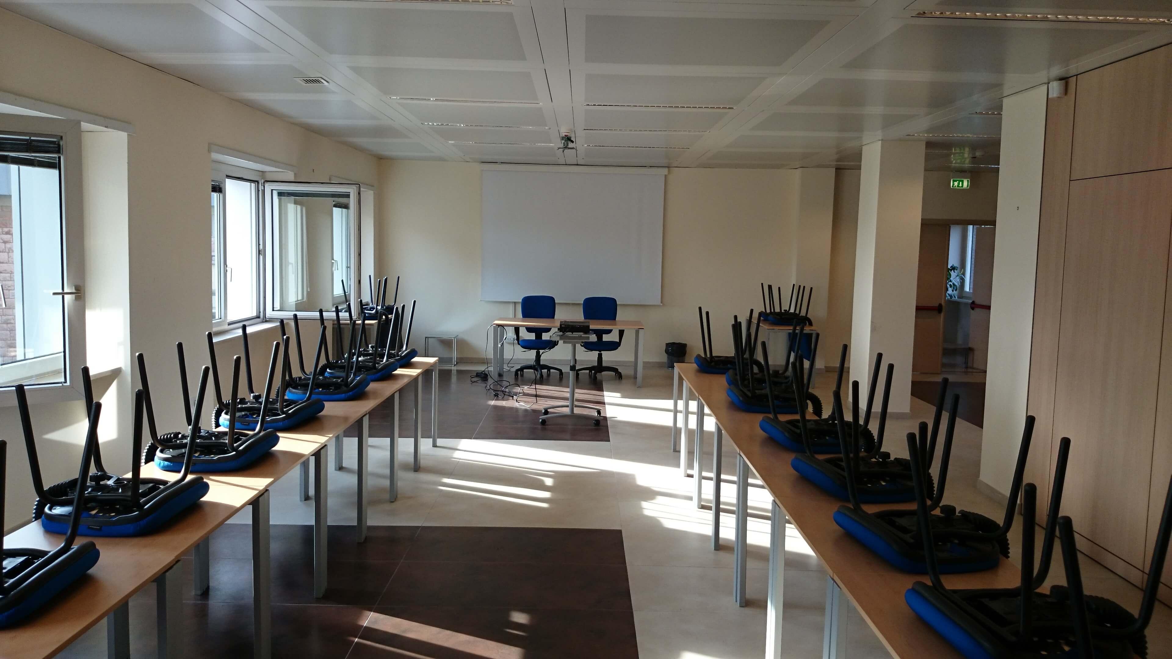 Realizzazione arredamento ufficio – Roma - Gruppo Smau