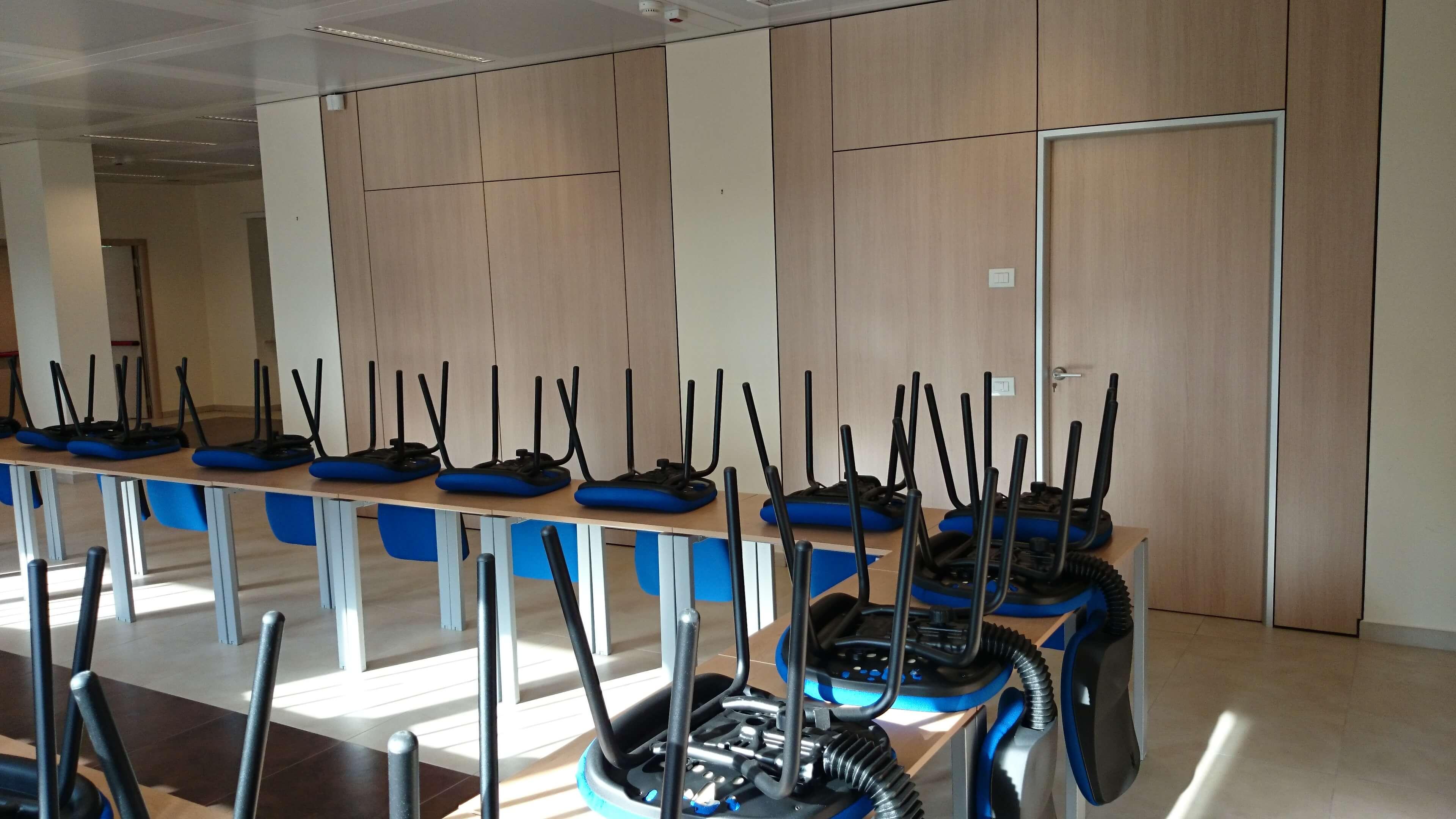Realizzazione e Arredamento Ufficio – Roma (9)