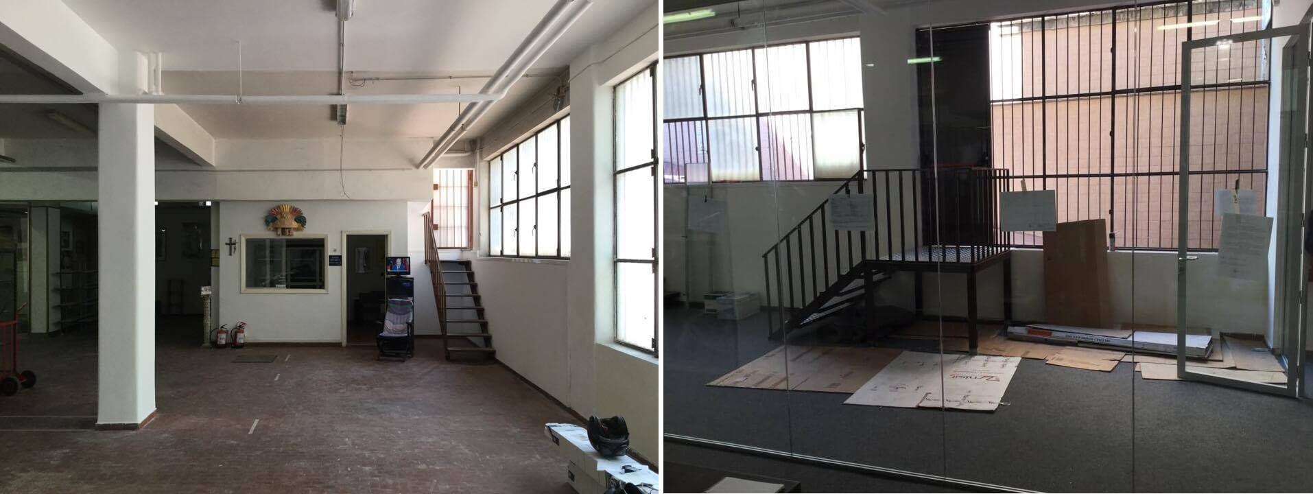Realizzazione pareti monovetro – Gruppo Smau (3)