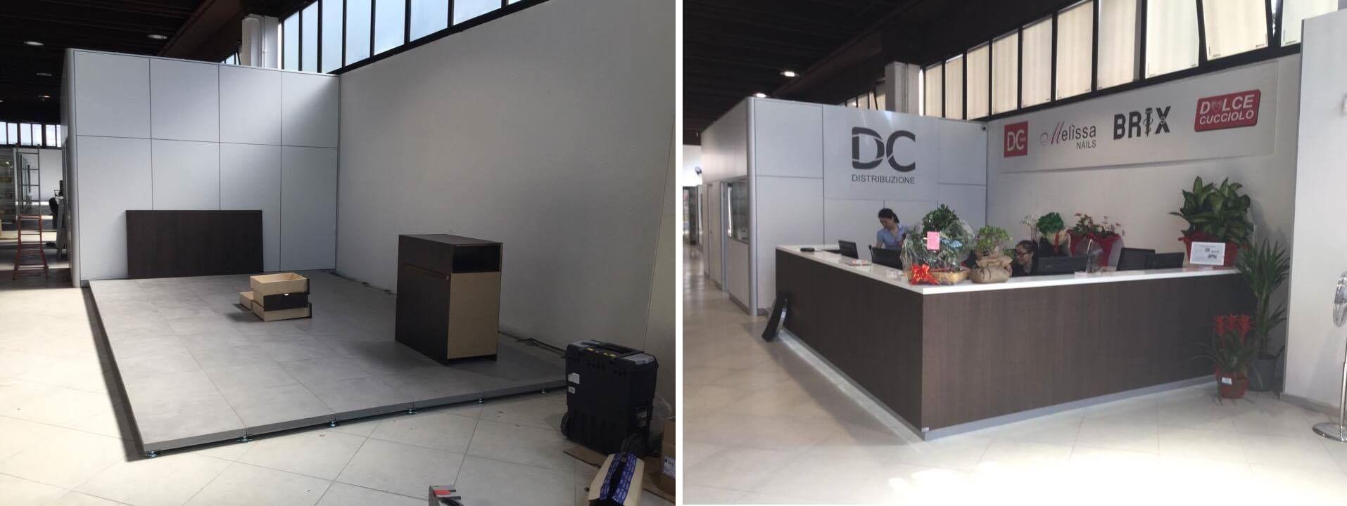 Realizzazione sede DC Distribuzione – Roma (3)