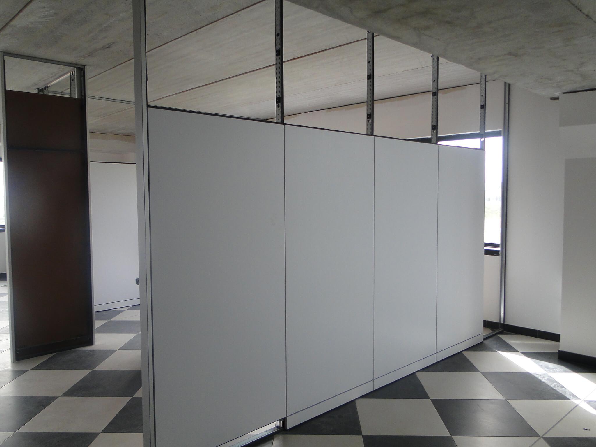 Realizzazione uffici e pareti divisorie – Roma (6)
