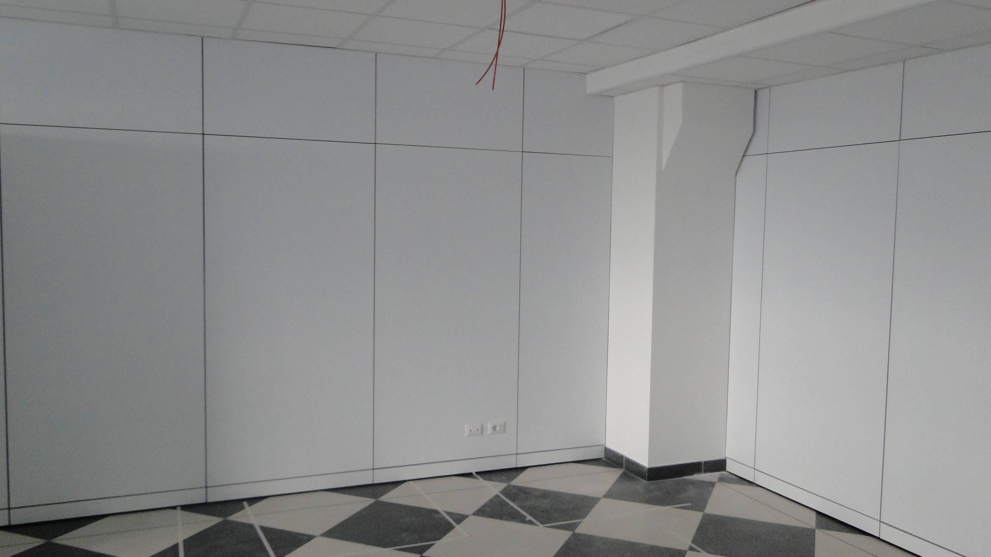 Realizzazione uffici e pareti divisorie – Roma (8)