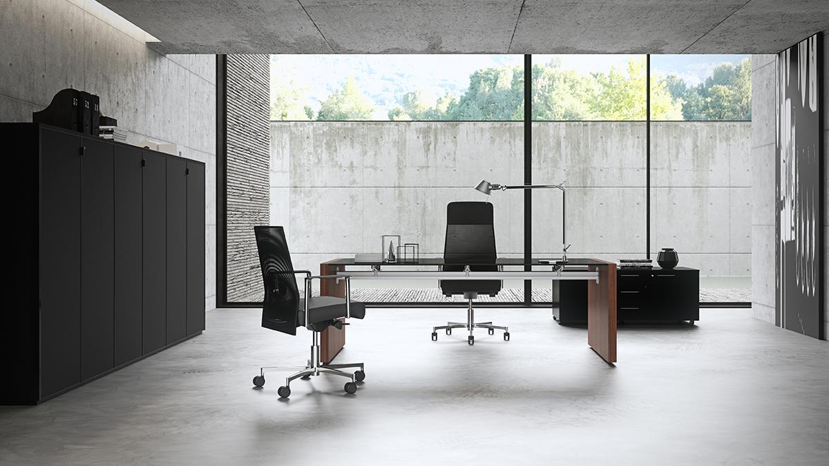 Ufficio operativo tiper gruppo smau for Arredo ufficio direzionale offerte